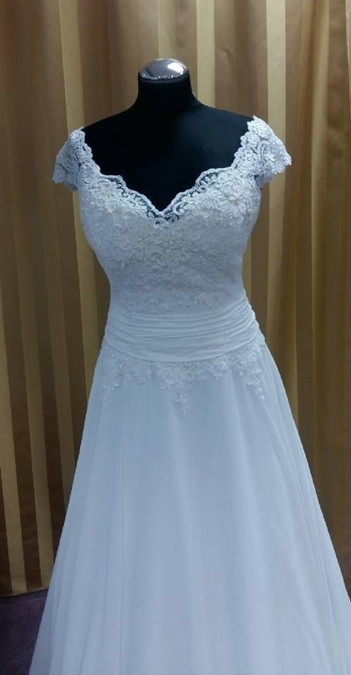 Suknia Vernise w rozmiarze XXL